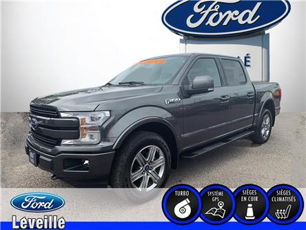 2019 Ford F-150 Lariat (Stk: W1657) in Saint-Jérôme - Image 1 of 21
