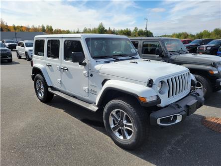 2021 Jeep Wrangler Unlimited Sahara (Stk: 21-340) in Huntsville - Image 1 of 7