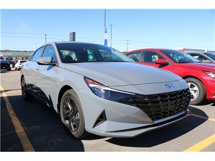 2022 Hyundai Elantra Preferred (Stk: 22059) in Saint John - Image 1 of 19