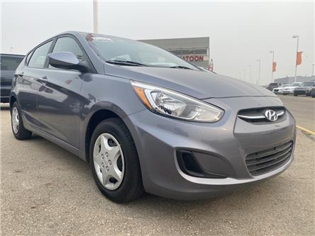 2017 Hyundai Accent L (Stk: P5035) in Saskatoon - Image 1 of 4