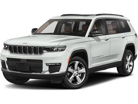 2021 Jeep Grand Cherokee L Overland (Stk: ) in Huntsville - Image 1 of 4