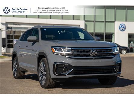 2021 Volkswagen Atlas Cross Sport 3.6 FSI Execline (Stk: 10454) in Calgary - Image 1 of 48