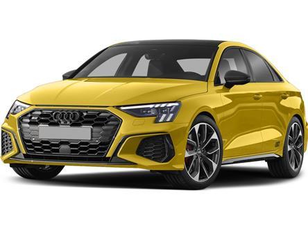 2022 Audi S3 2.0T Technik (Stk: 22S3 - F008 - TCH) in Toronto - Image 1 of 13