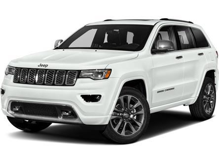 2021 Jeep Grand Cherokee Overland (Stk: ) in Huntsville - Image 1 of 3
