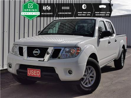 2018 Nissan Frontier SV (Stk: B11993) in North Cranbrook - Image 1 of 16
