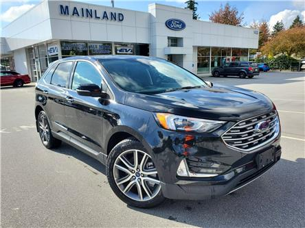 2021 Ford Edge Titanium (Stk: 21ED4526) in Vancouver - Image 1 of 7