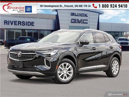 2021 Buick Envision Preferred (Stk: 21110) in Prescott - Image 1 of 23