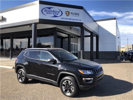 2018 Jeep Compass Trailhawk (Stk: 5M209A) in Medicine Hat - Image 1 of 24