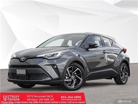 2021 Toyota C-HR XLE Premium (Stk: HR7770) in Windsor - Image 1 of 23