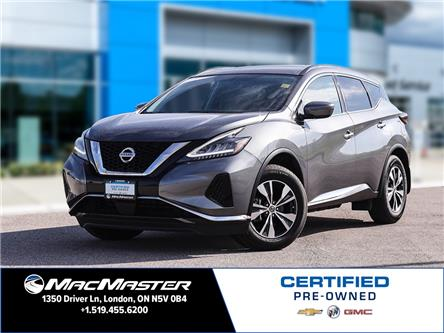 2019 Nissan Murano S (Stk: 210705A) in London - Image 1 of 22