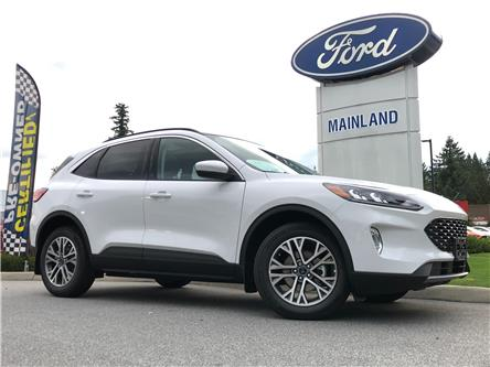 2021 Ford Escape SEL (Stk: 21ES7862) in Vancouver - Image 1 of 30