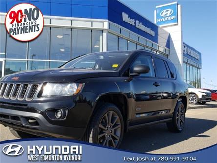 2017 Jeep Compass Sport/North (Stk: 20527B) in Edmonton - Image 1 of 20