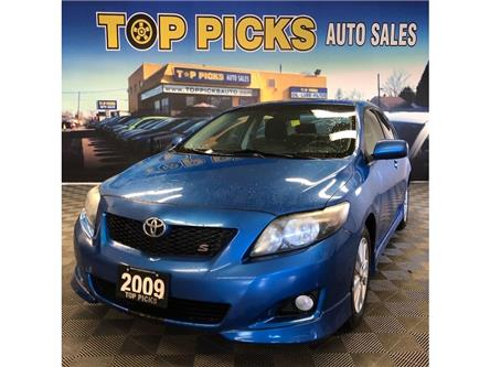 2009 Toyota Corolla  (Stk: 138449) in NORTH BAY - Image 1 of 25