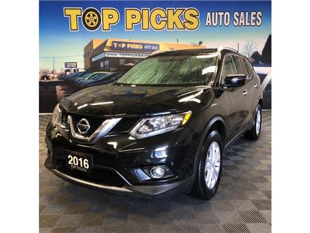 2016 Nissan Rogue SV (Stk: 803018) in NORTH BAY - Image 1 of 29