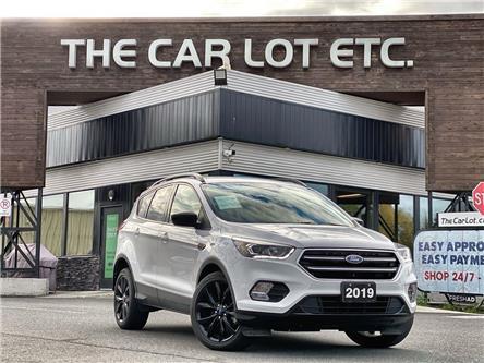 2019 Ford Escape SE (Stk: 21601) in Sudbury - Image 1 of 27