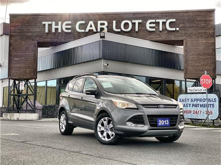 2013 Ford Escape SEL (Stk: 21597) in Sudbury - Image 1 of 27