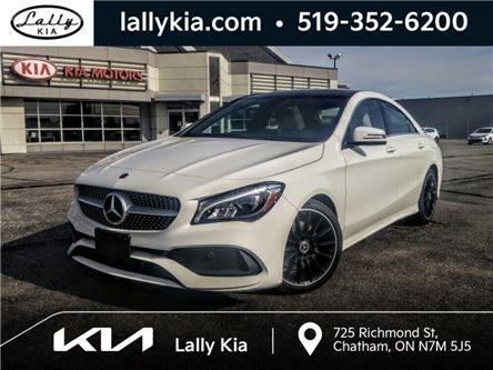 2018 Mercedes-Benz CLA 250 Base (Stk: K4194) in Chatham - Image 1 of 24