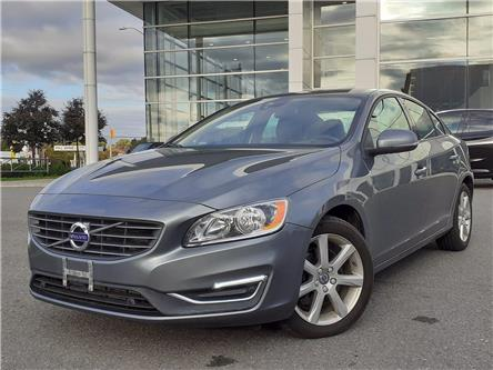 2018 Volvo S60 T5 AWD | BACKUP CAMERA | LOW KMS | KEYLESS ENTRY | (Stk: P10021A) in Gloucester - Image 1 of 23