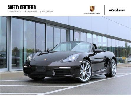 2017 Porsche 718 Boxster PDK (Stk: U10071) in Vaughan - Image 1 of 30