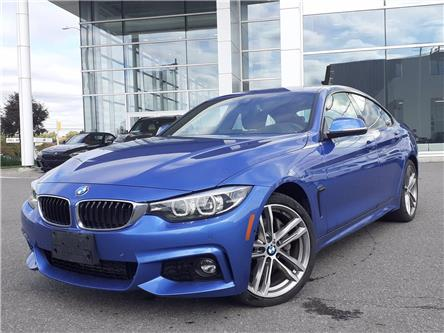 2018 BMW 440i xDrive Gran Coupe (Stk: P10109) in Gloucester - Image 1 of 27