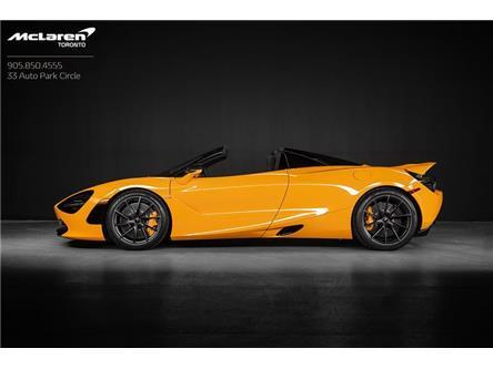 2021 McLaren 720S Spider Performance (Stk: MC0692) in Woodbridge - Image 1 of 18