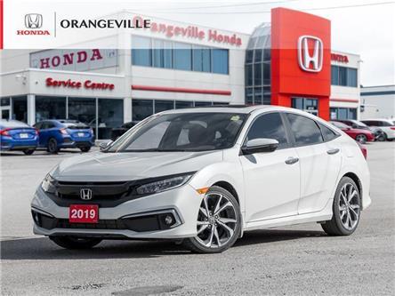 2019 Honda Civic Touring (Stk: V21275A) in Orangeville - Image 1 of 6