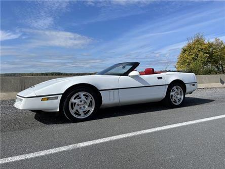 1990 Chevrolet Corvette convertible (Stk: g2422) in Rockland - Image 1 of 10