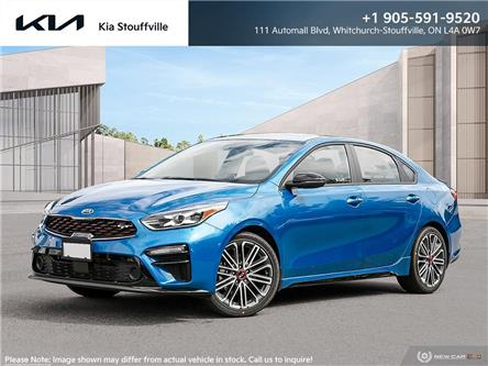 2021 Kia Forte GT Limited (Stk: 21391) in Stouffville - Image 1 of 23