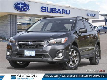 2019 Subaru Crosstrek Sport (Stk: US1269) in Sudbury - Image 1 of 28
