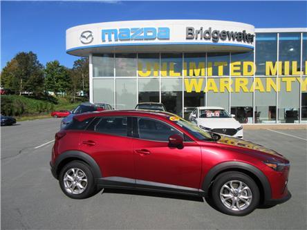 2019 Mazda CX-3 GS (Stk: ) in Hebbville - Image 1 of 18
