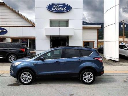 2018 Ford Escape SEL (Stk: 56) in Golden - Image 1 of 15