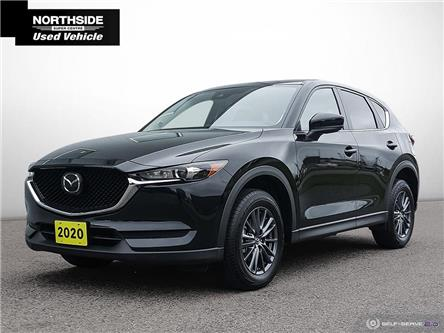 2020 Mazda CX-5 GS (Stk: MP0792) in Sault Ste. Marie - Image 1 of 27