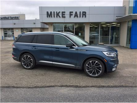 2020 Lincoln Aviator Reserve (Stk: P4412) in Smiths Falls - Image 1 of 15