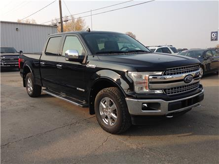2019 Ford F-150 Lariat (Stk: 21224A) in Wilkie - Image 1 of 23