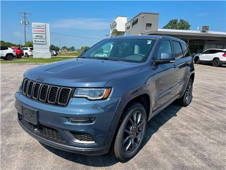 2021 Jeep Grand Cherokee Overland (Stk: 21059) in Meaford - Image 1 of 15