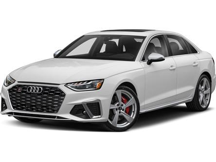 2022 Audi S4 3.0T Progressiv (Stk: 22S4 - F015 - PRO) in Toronto - Image 1 of 24