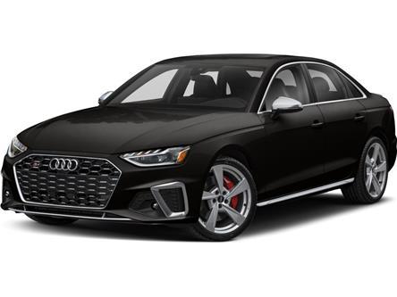 2022 Audi S4 3.0T Technik (Stk: 22S4 - F016 - TCH) in Toronto - Image 1 of 24