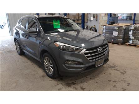 2018 Hyundai Tucson Premium 2.0L (Stk: H6484A) in Sarnia - Image 1 of 10