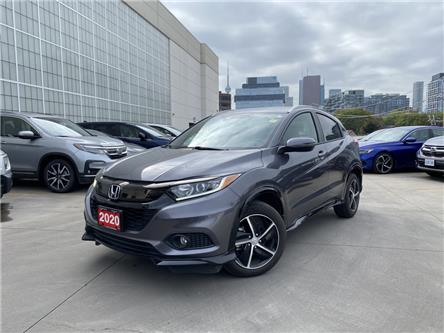 2020 Honda HR-V Sport (Stk: HP4542) in Toronto - Image 1 of 29