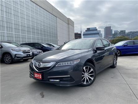 2015 Acura TLX Base (Stk: HP4503A) in Toronto - Image 1 of 26