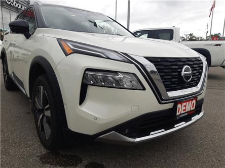2021 Nissan Rogue Platinum (Stk: CMW317671) in Cobourg - Image 1 of 15