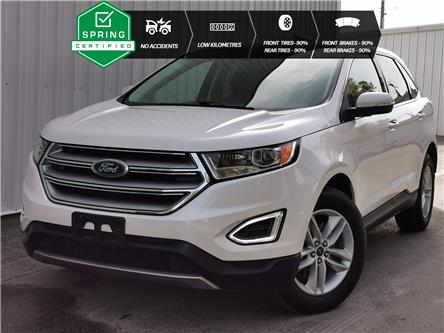 2018 Ford Edge SEL (Stk: H07773A) in North Cranbrook - Image 1 of 16