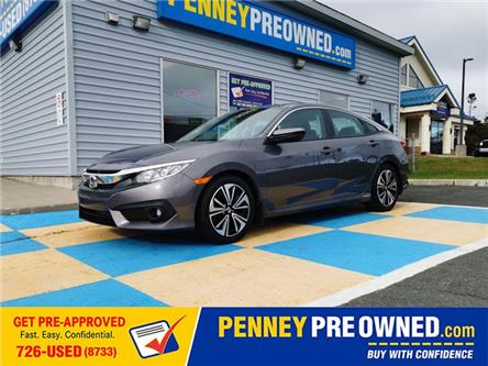 2016 Honda Civic EX-T (Stk: A21094) in Mount Pearl - Image 1 of 15