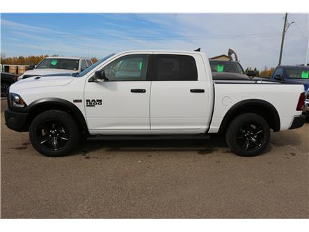 2021 RAM 1500 Classic SLT (Stk: MT178) in Rocky Mountain House - Image 1 of 11