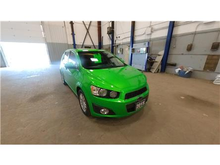 2015 Chevrolet Sonic LT Auto (Stk: S2490A) in Sarnia - Image 1 of 15