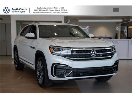 2021 Volkswagen Atlas Cross Sport 3.6 FSI Execline (Stk: 10435) in Calgary - Image 1 of 14