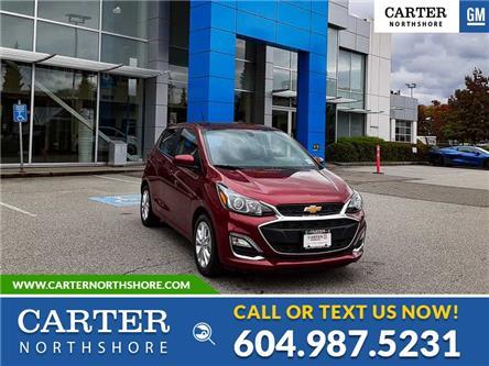 2022 Chevrolet Spark 1LT CVT (Stk: 2P55020) in North Vancouver - Image 1 of 13