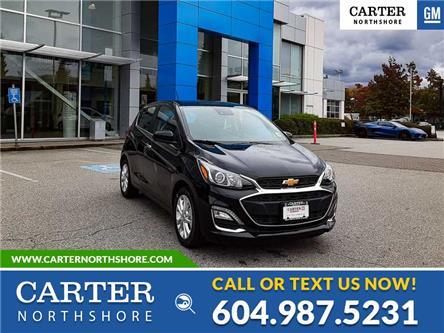 2022 Chevrolet Spark 2LT CVT (Stk: 2P45270) in North Vancouver - Image 1 of 13