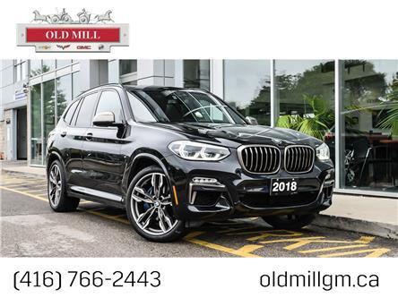 2018 BMW X3 M40i (Stk: Y94056U) in Toronto - Image 1 of 23