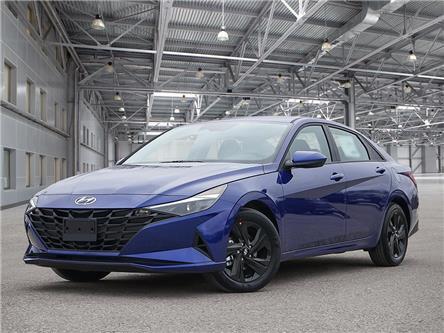 2022 Hyundai Elantra HEV Preferred (Stk: 31491) in Scarborough - Image 1 of 23